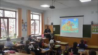 Урок английского языка Вьюшкова Анастасия Михайловна