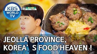 Jeolla province, Korea's food heaven! [Editor's Picks / Battle Trip]