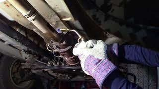 2002 Honda Cr V P0420 Catalytic Converter Low Efficiency Youtube