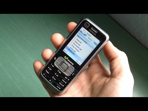Nokia 6120 Classic Review (old Ringtones, Wallpapers, Themes...)