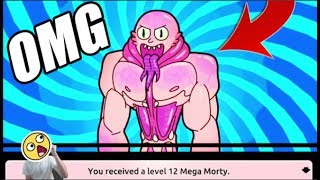 Pocket Mortys - Multiplayer Coupon Opening!!! Mega Morty + Mortox + More New Mortys!!!
