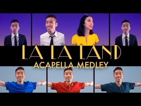 LA LA LAND MEDLEY (ACAPELLA) | INDY DANG & LANA DANN