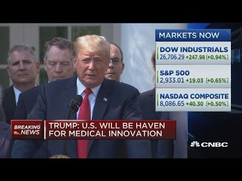 Trump: US will again be a manufacturing powerhouse
