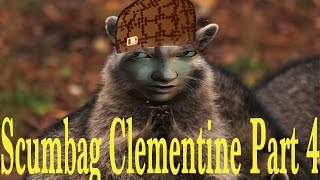 Scumbag Clementine Episode 4 Racoon Style