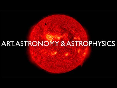 Free Exchange On Tour: Art, Astronomy + Astrophysics