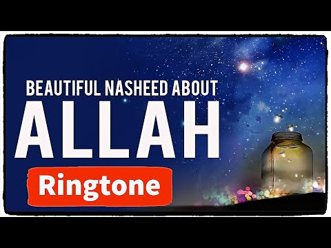 Allah nasheed ( Islamic Ringtone ) vocal ONLY