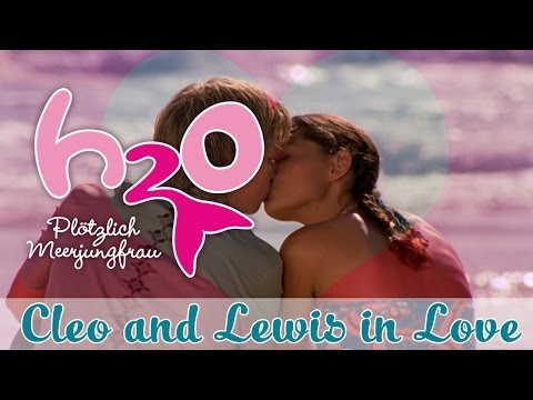 H2O: Just Add Water - Cleo and Lewis in love