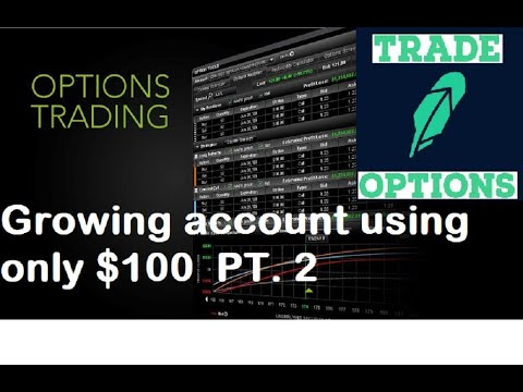 Growing your account without trading options