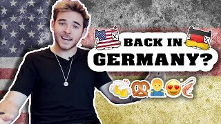 One Week in Germany | My Thoughts as an American Football Player