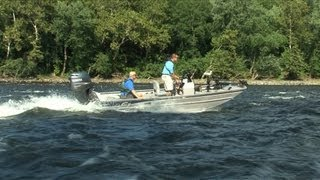 Delaware River Jet Boat Ride - G3 Boats 1860 CCJ DLX Jet Model