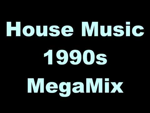 House Music 1990s MegaMix