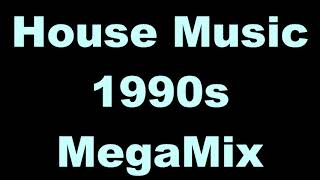 House Music 1990s MegaMix - (DJ Paul S)