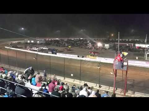 1st Hobby Heat Race 3/28/15