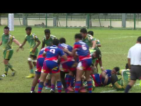 RUGBY SUPER 8 2016 - MMU vs UPM