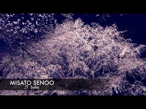 """妹尾美里*MISATO SENOO  """"Sofia""""  with SAKURA  / cherry blossoms in TOKYO , JAPAN"""