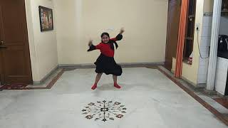 Wedding Dance Choreography by Deepti on Dilbar Dilbar and Bom Diggy #Cute Little Girl (Manya) Dance