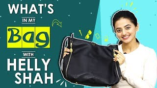 What's In My Bag With Helly Shah | Bag Secrets Revealed | India Forums thumbnail