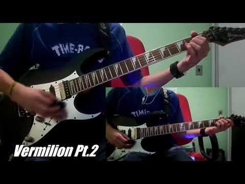 Slipknot - Vermilion Pt.2 (Guitar Cover)