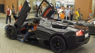 Awesome cars of Dubai 2010