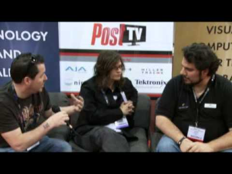 NAB 2011: Interview with Juan Cabrillo