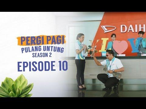 Pergi Pagi Pulang Untung Season 2   Episode TERAKHIR - Babak Baru Kisah Cinta Reza