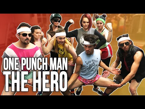 One Punch Man Cover - The Hero (ft. Brittny Nikole )