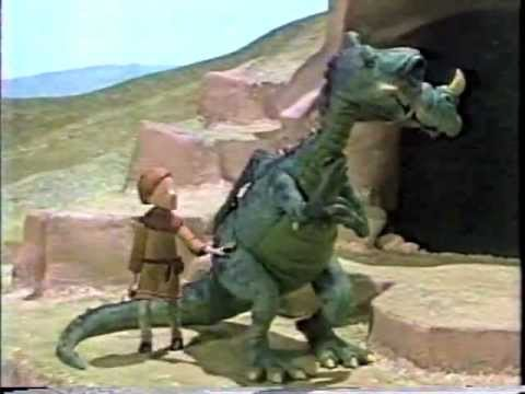 Long Ago and Far Away - The Reluctant Dragon