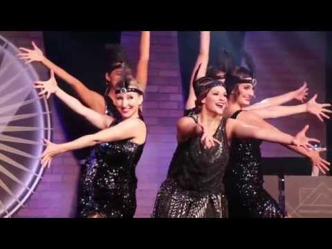 Anything Goes Cabaret: A Roaring 1920s Musical Revival