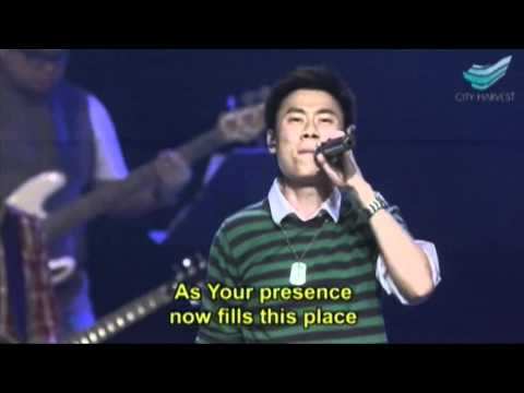 Oh The Glory Of Your Presence (Steven L  Fry) @ City Harvest Church