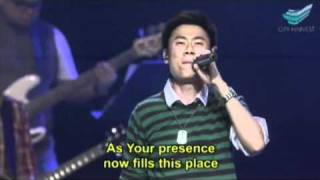 Oh The Glory Of Your Presence (Steven L. Fry) @ City Harvest Church