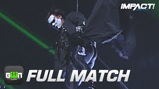 Christopher Daniels vs Sting: FULL MATCH (TNA Slammiversary 2007) | IMPACT Wrestling Full Matches