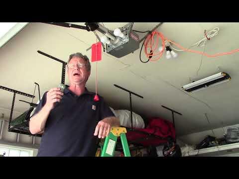 Reset A Genie Garage Door Opener