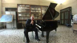 genua conservatorio master class roland prll speech/conference