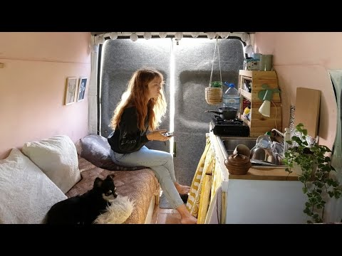 Van Life Europe during a Pandemic | A Day in the Life