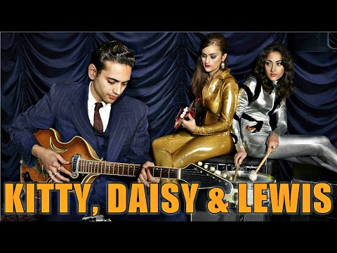 Kitty, Daisy & Lewis  LIVE Full Concert 2016