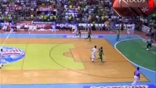 Final del microfútbol profesional de Colombia 2013 BCF vs leones de nariño