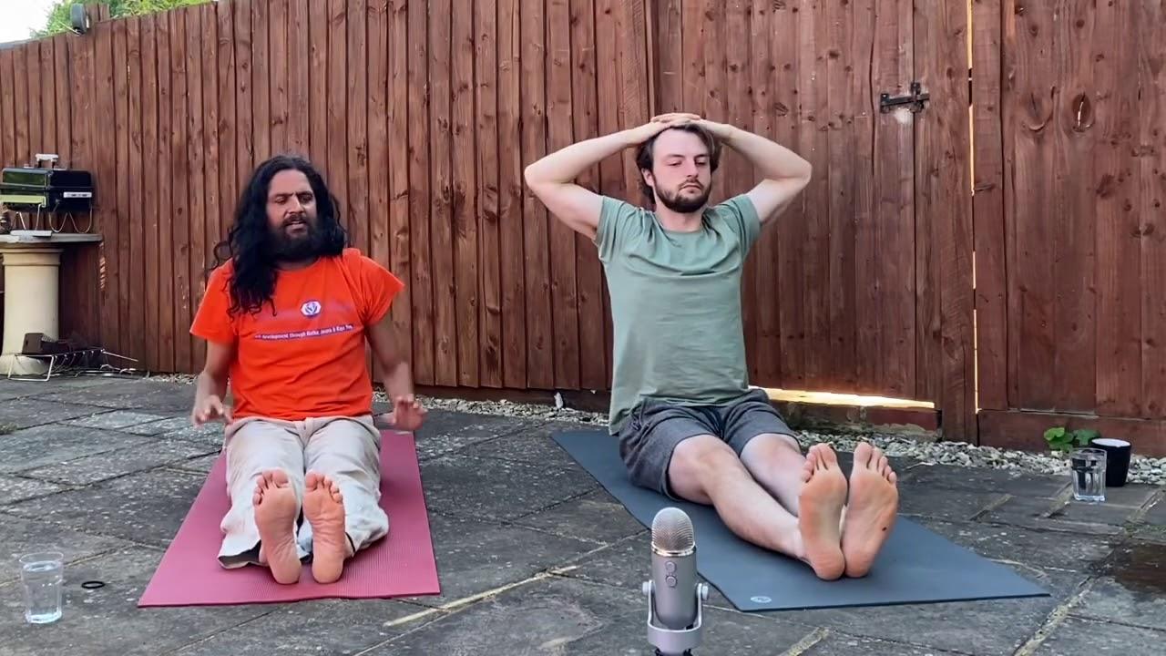 Hatha Yoga for health, fitness, flexibility and energy enhancement