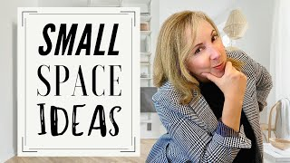 Small Space Design Ideas | Interior Designer Work From Home