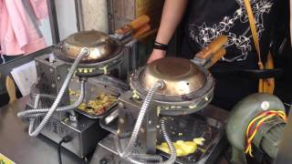 Chinese Street Food - Street Food In China - Hong Kong Street Food 2015