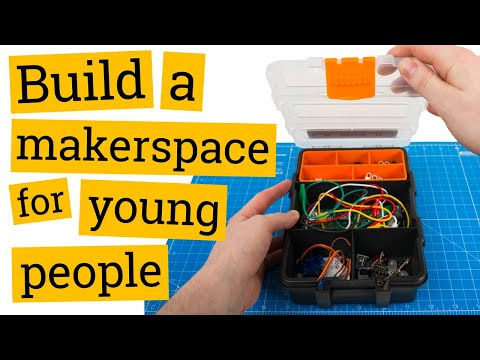 Building a makerspace  - free online learning