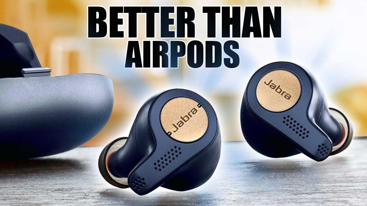 Jabra Elite Active 65t Truly Wireless Earphones Review Youtube