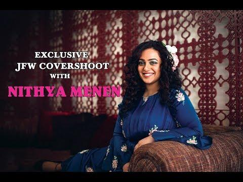 Stunning Photoshoot with Nithya Menen| JFW Photoshoot with Nithya Menen| June'18 Edition