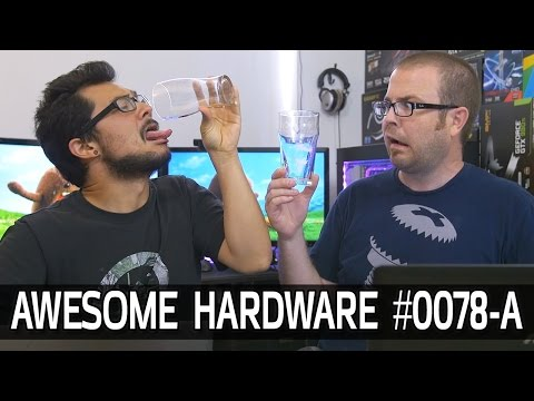 Awesome Hardware #0078-A: Kaby Lake PreOrders, 1TB SD Card, HamDogs