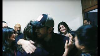 Enrique Iglesias - Tashkent Uzbekistan - Behind The Scenes Part 2