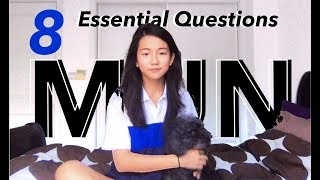 MUN Q&A | how to win Best Del + research + bias?