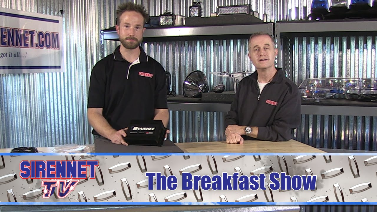 hight resolution of code 3 banshee siren amplifier system