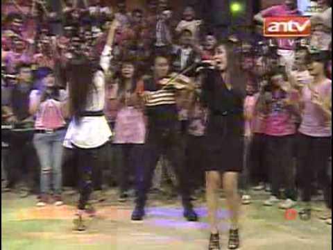 TQLA  Jangan Bilang Bilang @ Mantap, ANTV. 26/11/2009