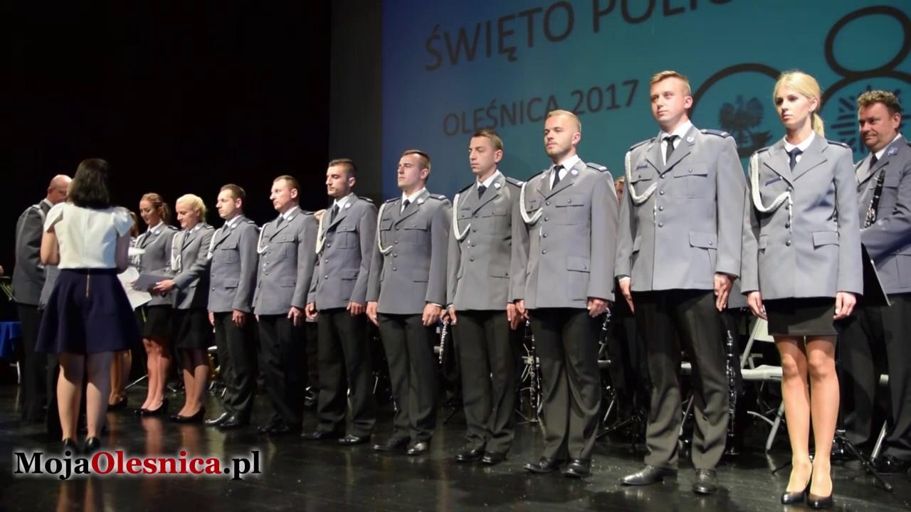28.07.2017 Oleśnica – święto policji