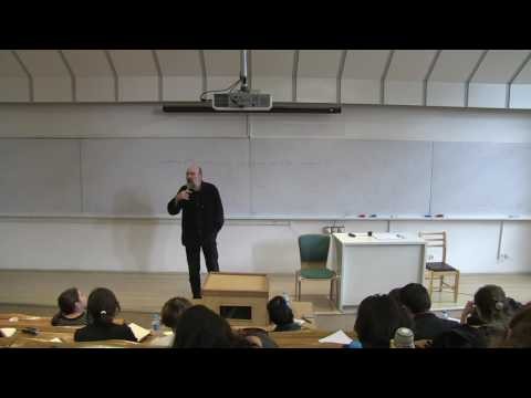 Contemporary Sociology Theory - Husserl and Phenomenology - Lecture 1