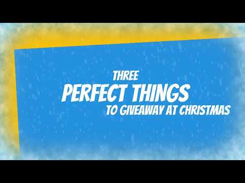 THE PERFECT CHRISTMAS GIVEAWAY by Natalie Tensen